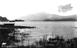 Loch Lomond, And Ben Lomond 1897
