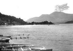 Loch Lomond, Ben Lomond 1901