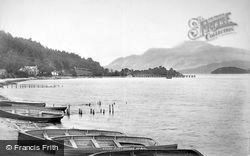 Ben Lomond 1901, Loch Lomond