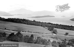 Loch Lomond, From Balloch 1901