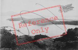 General View 1871, Loch Lomond
