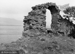 Loch Lomond, Lennox Castle 1960