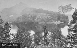 Pass Of Balmaha c.1880, Loch Lomond