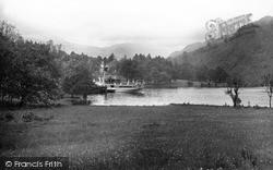 Loch Lomond, Prince George At Ardlui c.1940