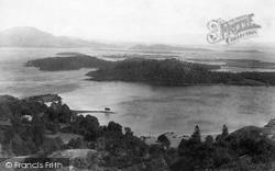Loch Lomond, The Islands 1901