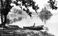 Loch Lomond, The Swan Island 1890