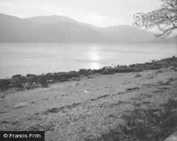 Loch Long, From Coulport 1960