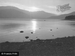 From Coulport 1960, Loch Long