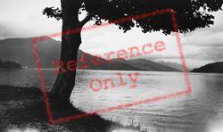 Near Ardentinny c.1935, Loch Long