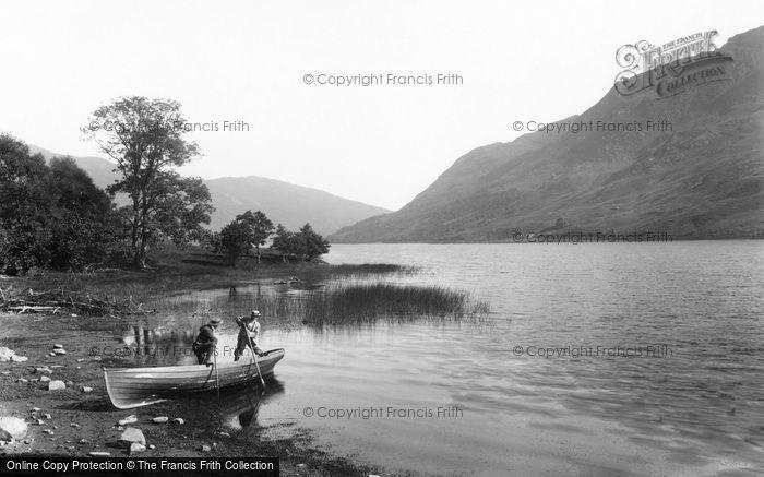 Loch Lubnaig photo