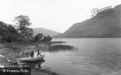 1899, Loch Lubnaig