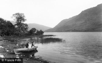 Loch Lubnaig, 1899