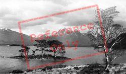 And Slioch c.1930, Loch Maree