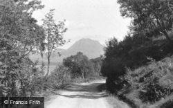 And Slioch c.1932, Loch Maree