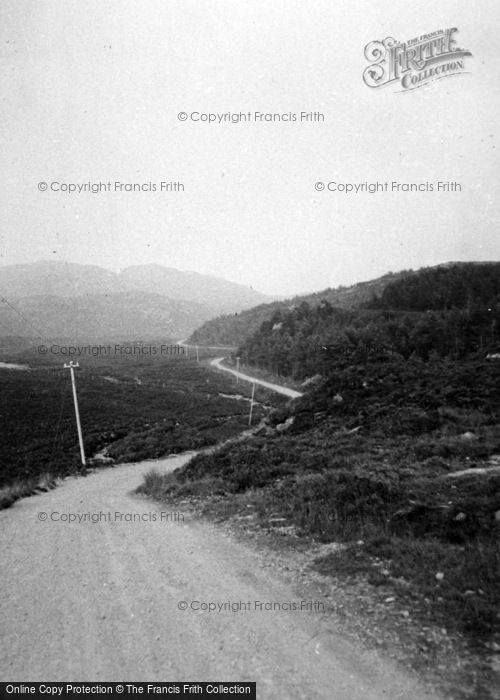 Photo of Loch Maree, c.1935