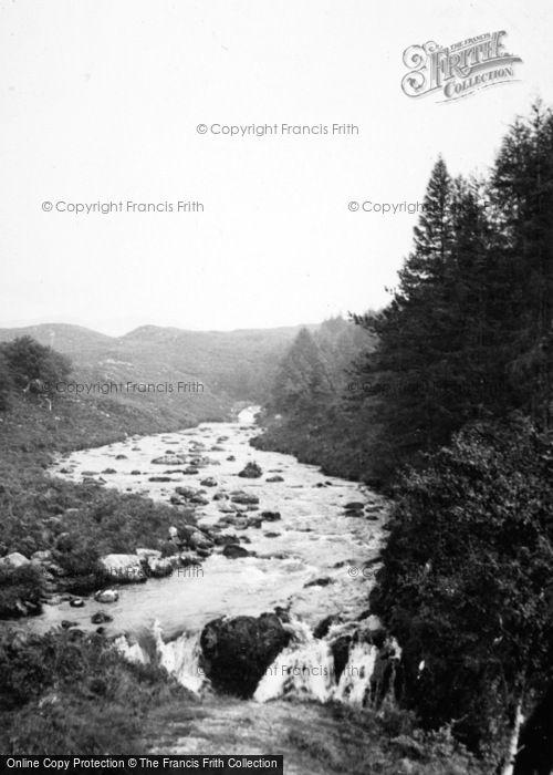 Photo of Loch Maree, River c.1935