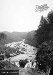 River c.1935, Loch Maree