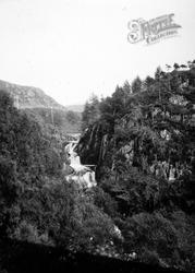 The Falls c.1935, Loch Maree