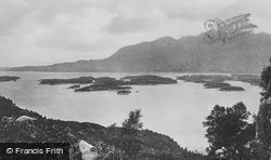 The Islands, From Above Talladale c.1878, Loch Maree
