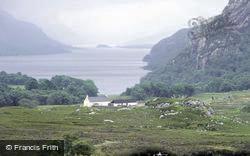View Towards Tollie Bay 1984, Loch Maree
