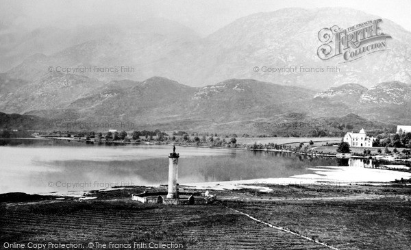 Loch Shiel, 1890