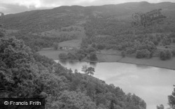 1962, Loch Tummel