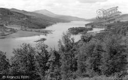 Loch Tummel, Queen's View 1961