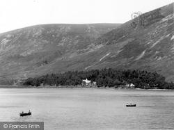 Loch Turret, 1900