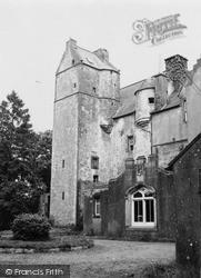 Elshieshields Tower 1951, Lochmaben