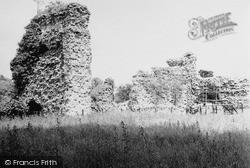 Lochmaben Castle 1951, Lochmaben