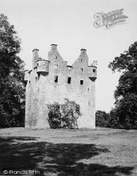 Spedlins Tower 1963, Lochmaben