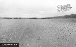 Lochmaddy, Cockle Beach, Berneray c.1960