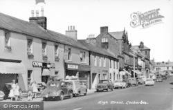 Lockerbie, High Street c.1960