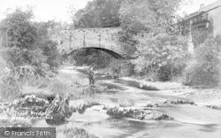 Scroggs Bridge c.1960, Lockerbie