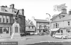 Victoria Square c.1960, Lockerbie