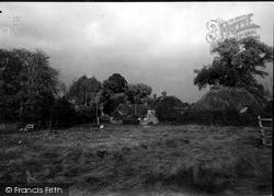Lockeridge, The Dene c.1955