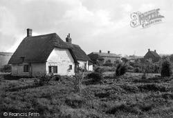 Lockeridge, View From Garson c.1955