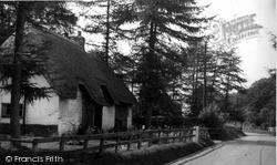 Lockeridge, Village c.1955