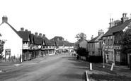 Locksbottom, the Village c1955