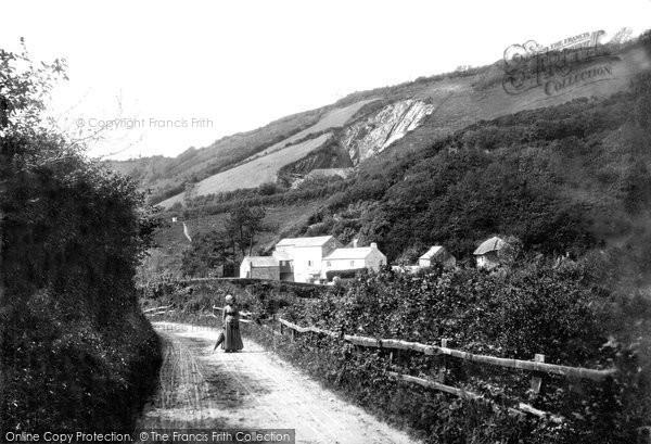 Loddiswell,Mill 1890,Devon