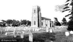 Loddon, Holy Trinity Church c.1955