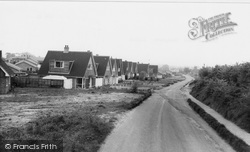 Loddon, Langley Road c.1968