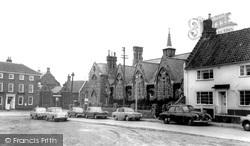 Loddon, Old School c.1968