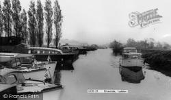 Loddon, The River Chet c.1968