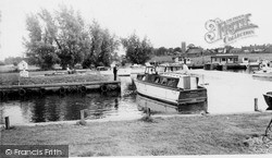 Loddon, Yacht Basin c.1965
