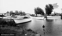 Loddon, Yacht Basin c.1968