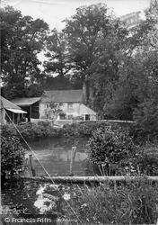 Lodsworth, Halfway Bridge Mill 1912