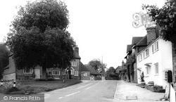 Lodsworth, High Street c.1965