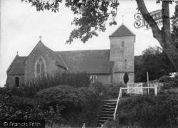 Lodsworth, St Peter's Church 1912