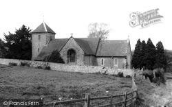 Lodsworth, St Peter's Church c.1965
